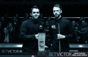 November Snooker Player of the Month