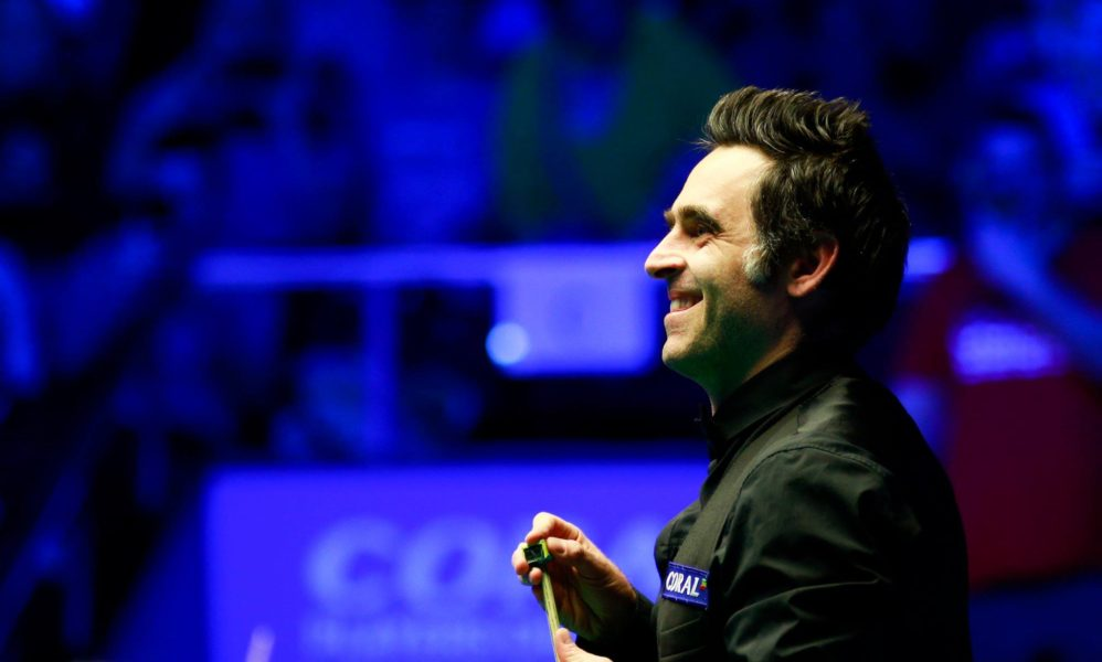 March Snooker Player of the Month