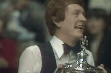 Steve Davis Wins Maiden World Title