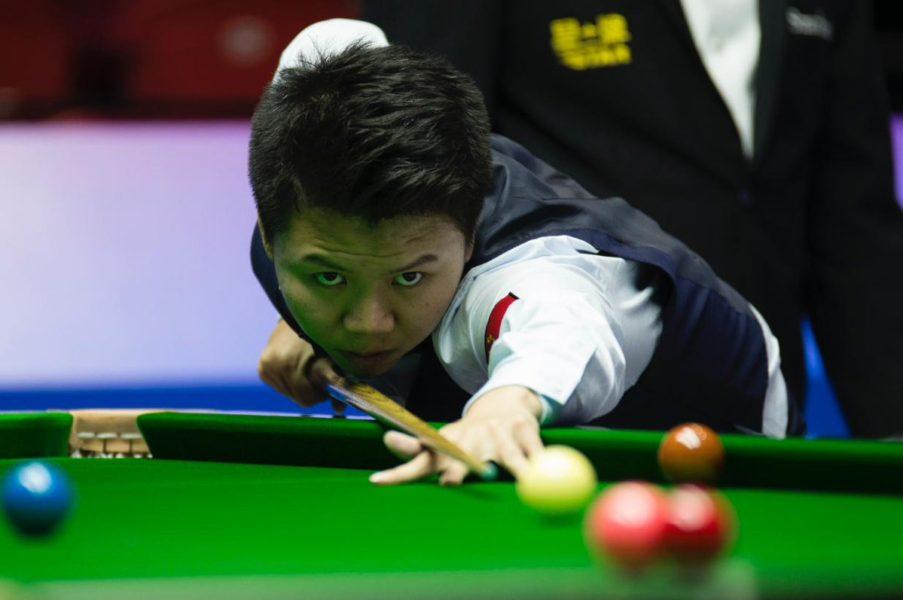 snooker world cup final