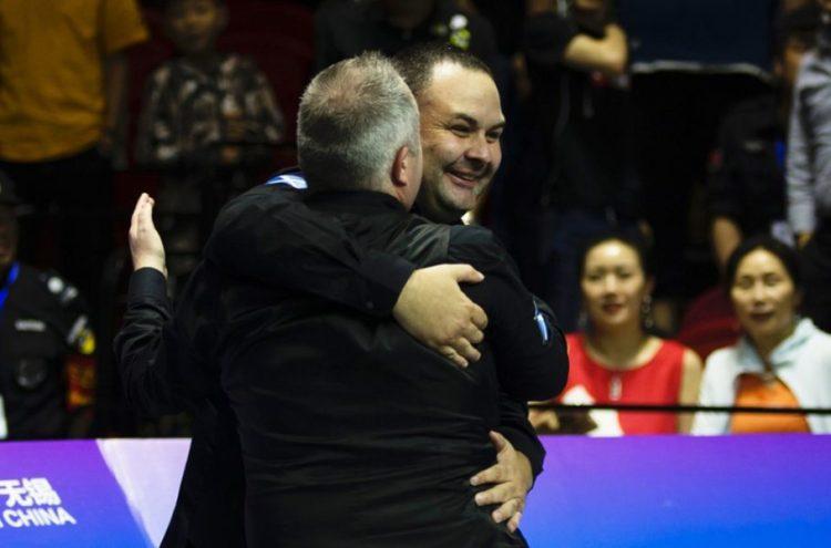 Six Red World Championship Semi-Final