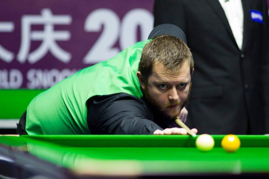 World Open qualifying