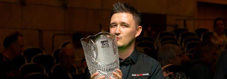 Paul Hunter Classic draw