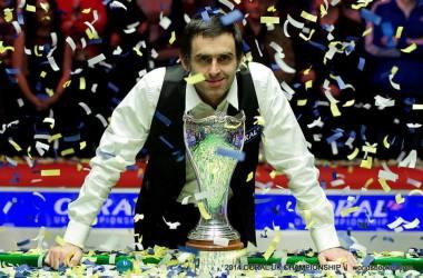 UK Championship winners