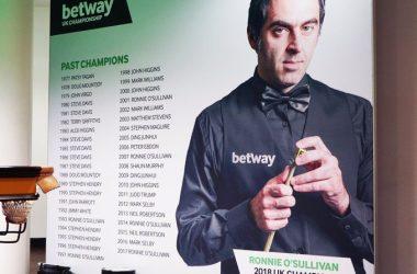 2019 UK Championship