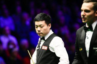 UK Championship semi-finals