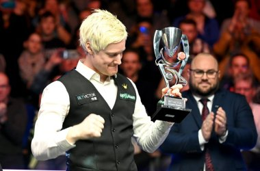 after the European Masters