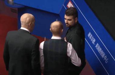 snooker squabbles world championship