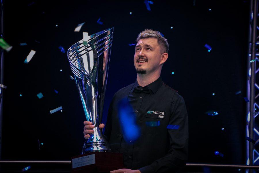 Kyren Wilson Championship League