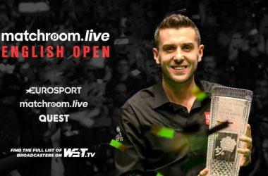 2020 English Open draw