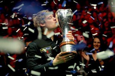 UK Championship 147 breaks