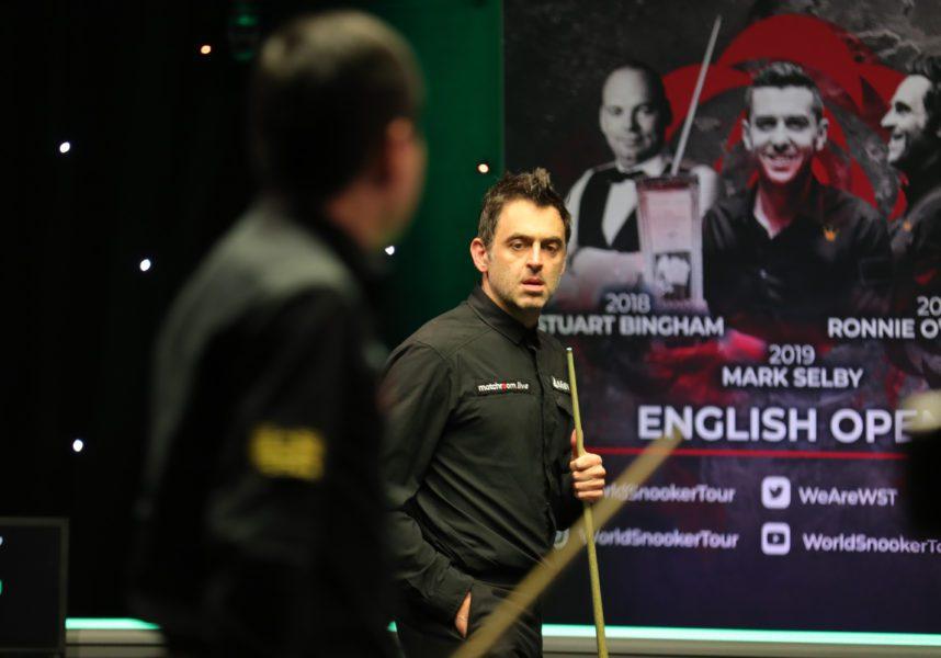 semi-finals Northern Ireland Open
