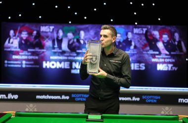 Mark Selby record