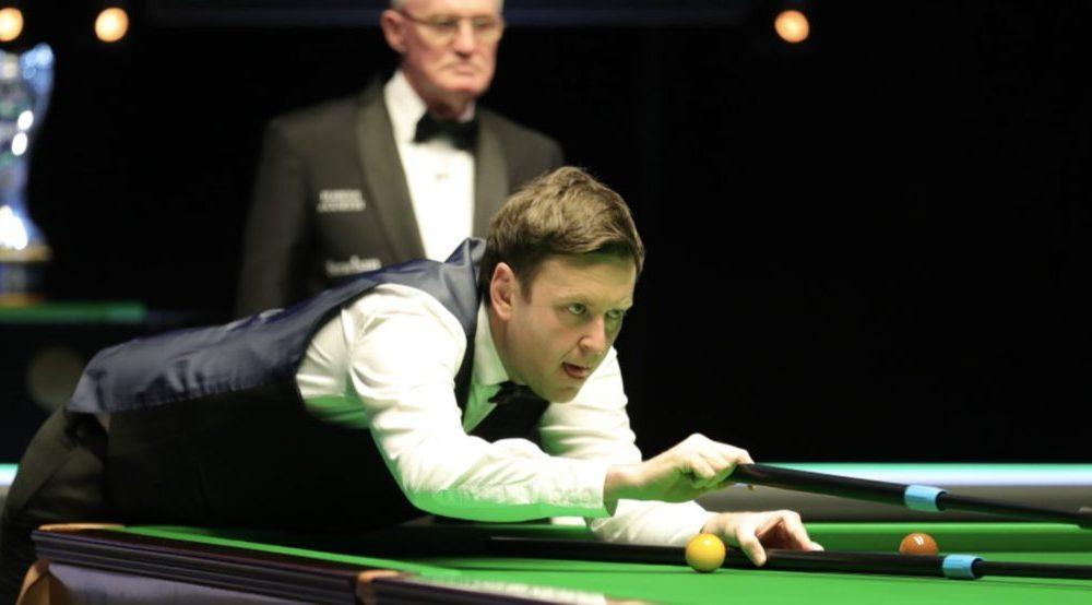 UK Championship last 16
