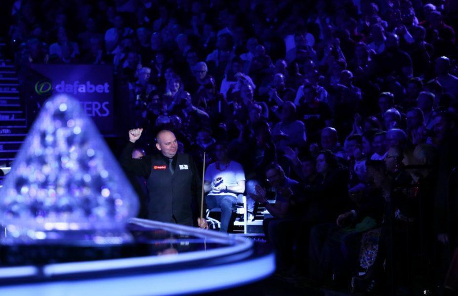 snooker event winners 2020