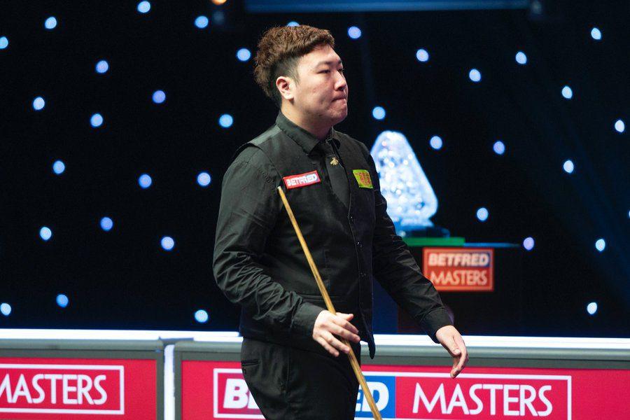 Yan Bingtao Secures Memorable Masters Success Snookerhq