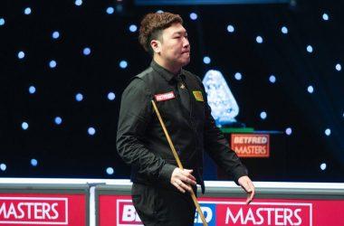 Yan Bingtao Masters