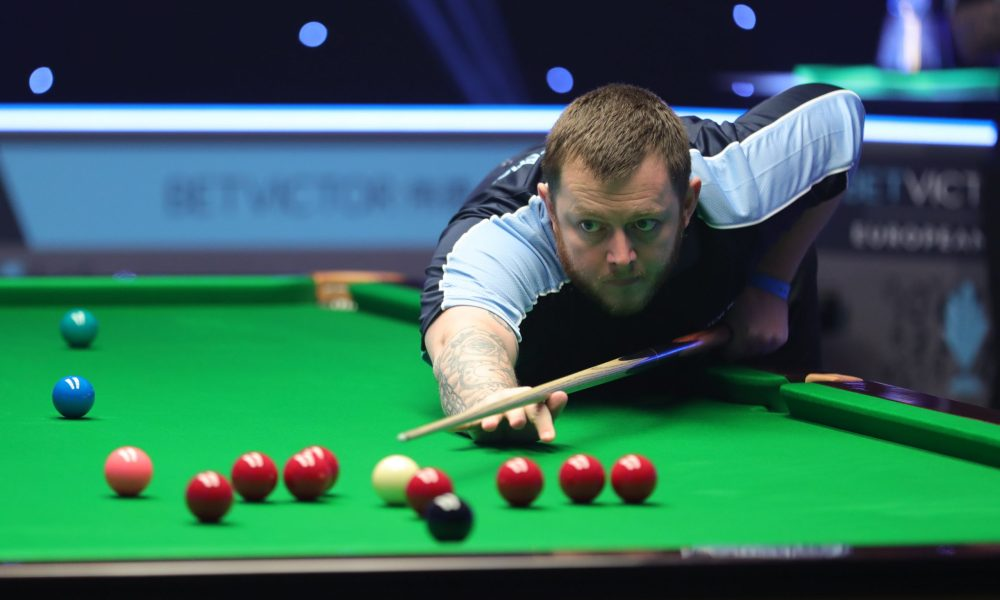 Snooker shoot out record
