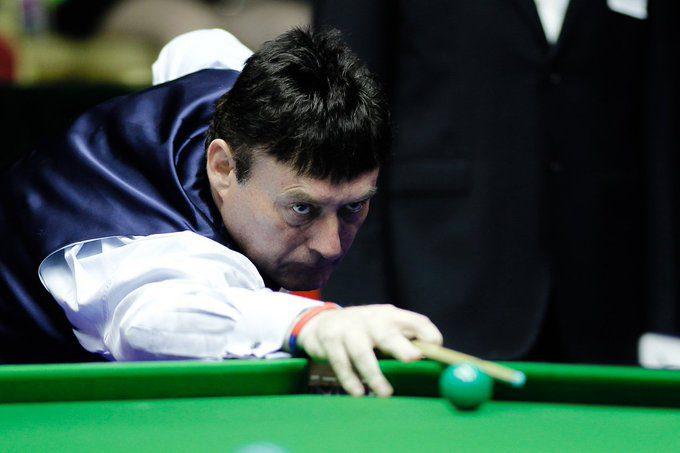 World Snooker qualifying draw