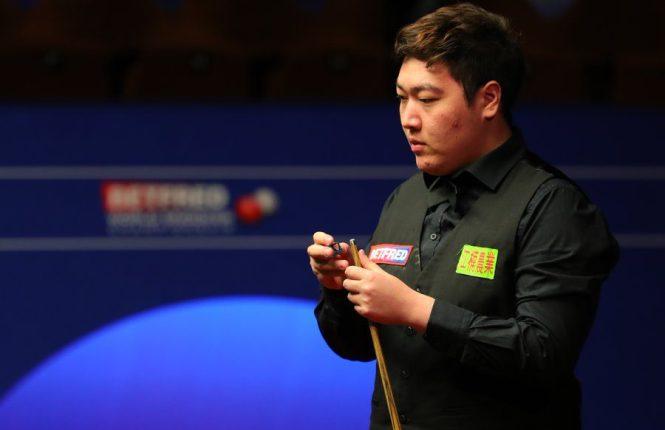Chinese players World Championship