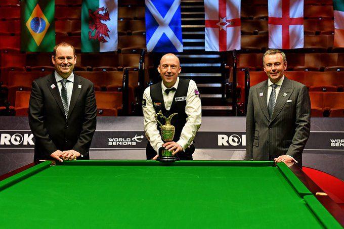 World Seniors Snooker Champion