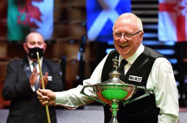 Dennis Taylor snooker