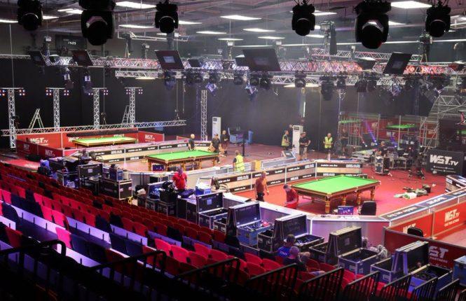 British Open snooker