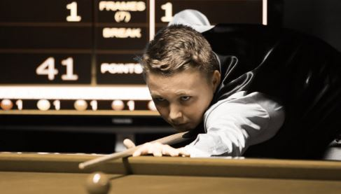 European U18 Snooker Championship