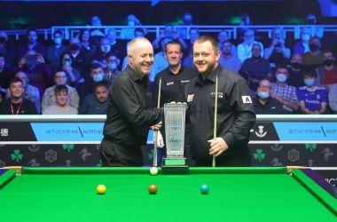 Northern Ireland Open Allen