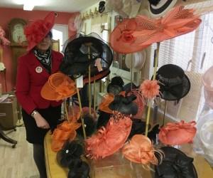 Ladies hats Spring 2018 1