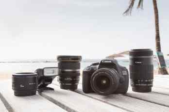Canon EOS 1200D - Pressematerial Canon