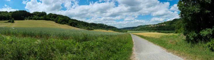 """Radtour """"Doppeltes Lottchen"""" in Hohenlohe"""