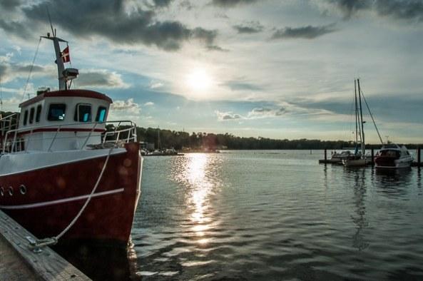 Hafen/Marina von Lemvig