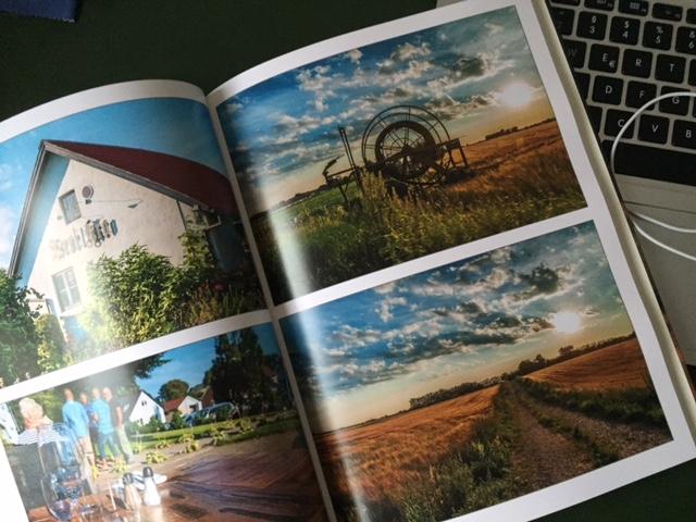 CEWE Fotobuch Detailseite