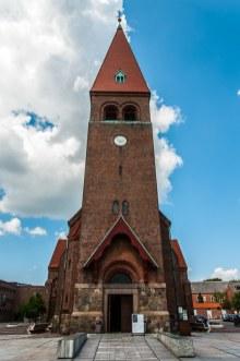 Kirche von Holstebro