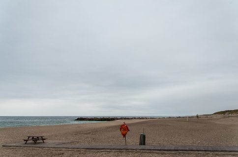 Strand von Thorsminde