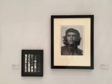 Che Guevara von Alberto Korda in der Leica-Ausstellung