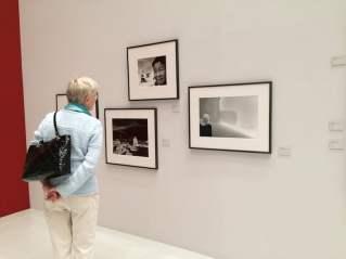 Rechts mein Lieblingsbild der Leica-Ausstellung aus Island