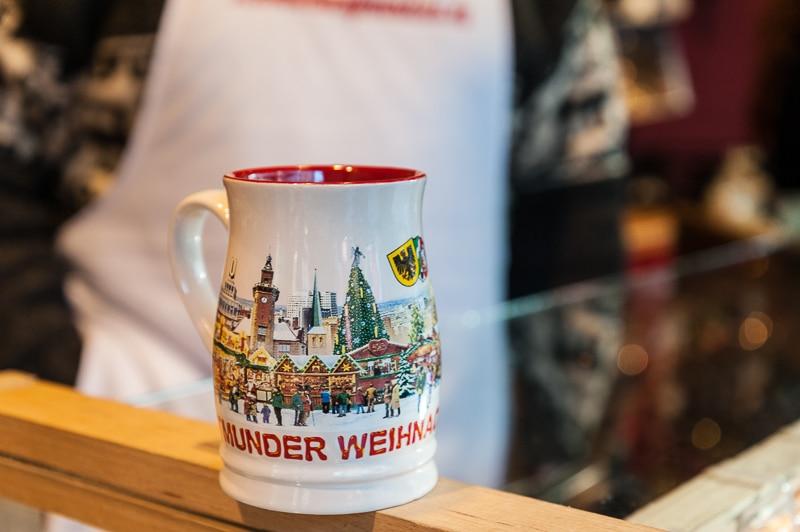 Dortmunder Weihnachtsmarkttasse