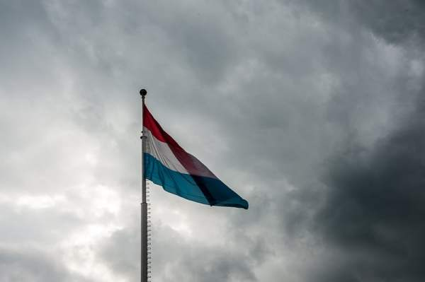 Dunkle Wolken ziehen auf über Luxembourg
