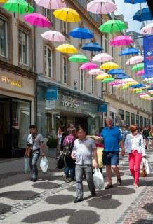 Luxembourg Innenstadt, Rue Philippe II