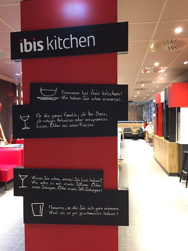 ibis Kitchen, ibis Hamburg City