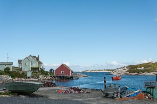 Hafen Peggy's Cove