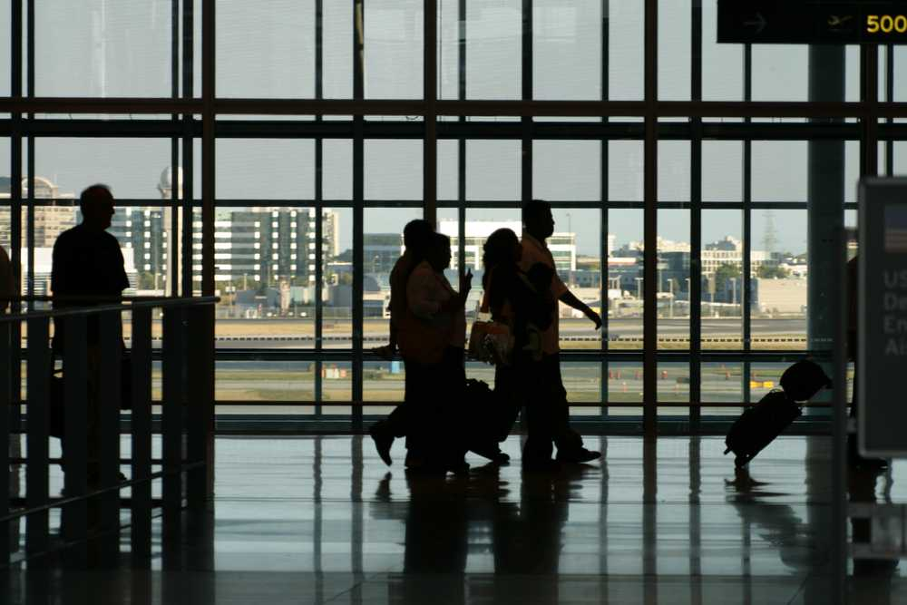 Symbolbild Toronto Flughafen, zur Verfügung gestellt von CTC