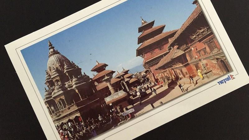 Patan Durbar Square in Kathmandu, Nepal