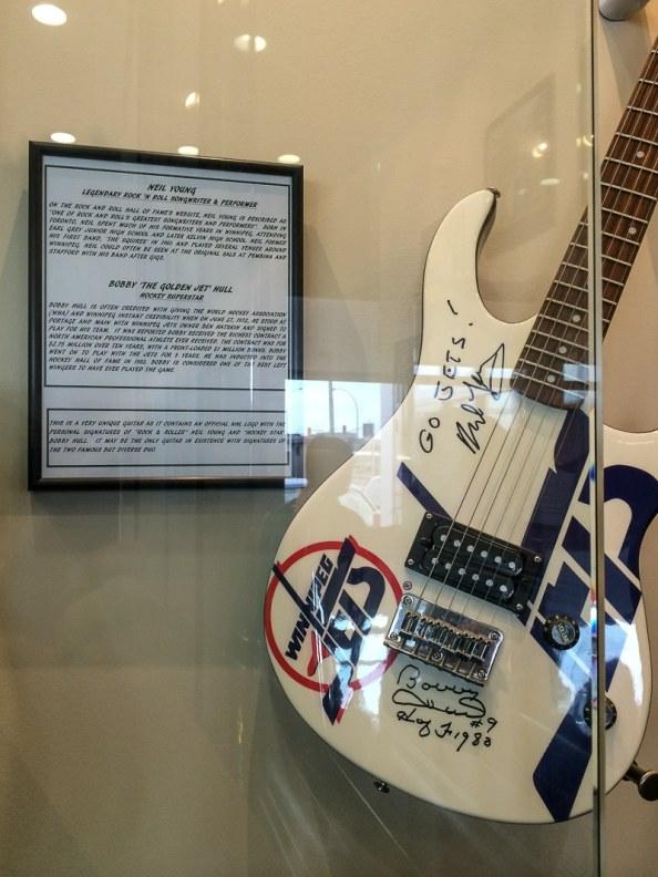 Gitarre von Neil Young