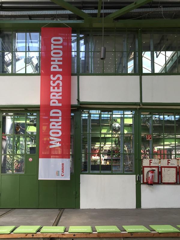 Word Press Photo Ausstellung im Depot Dortmund