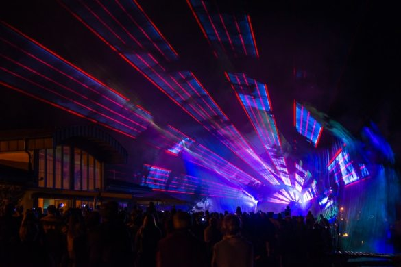 Lichterzauber, 15.07.2015, Foto: Simon Bierwald (Indeed Photography)