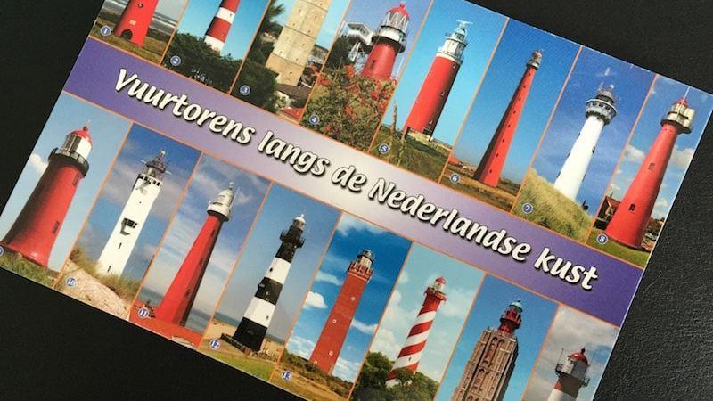 Die Leuchttürme in den Niederlanden #pcotw