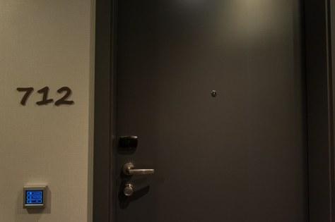 Meine Zimmertür